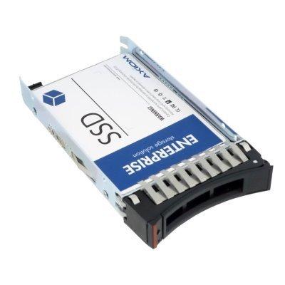 Жесткий диск серверный Lenovo 00AJ435 120GB (00AJ435)Жесткие диски серверные Lenovo<br>Lenovo 120GB SATA 3.5in MLC G2HS Enterprise Value SSD<br>