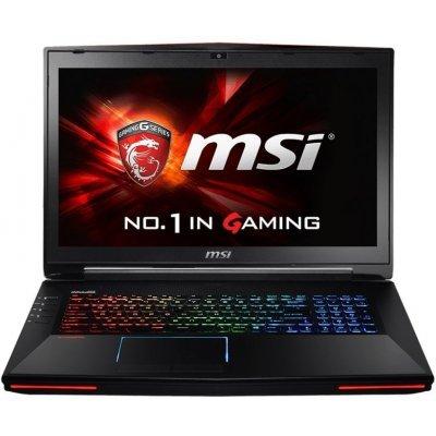 Ноутбук MSI GT72VR 6RE Dominator (9S7-178511-089) (9S7-178511-089)Ноутбуки MSI<br>Ноутбук MSI GT72VR 6RE Dominator Core i7 6700HQ/16Gb/1Tb/SSD128Gb/DVD-RW/nVidia GeForce GTX 970M/17.3/FHD (1920x1080)/Windows 10/black/WiFi/BT/Cam<br>