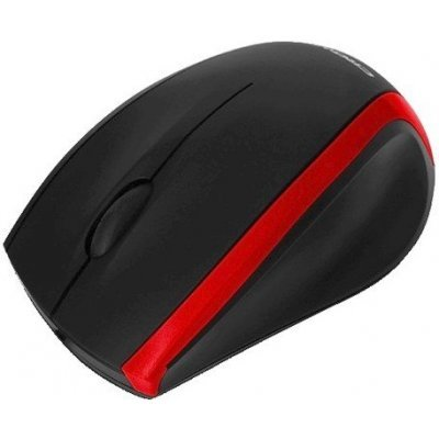 Мышь Crown CMM-009 черный/красный (CMM-009 (Black-RED))Мыши Crown<br>Мышь CROWN CMM-009 черный/красный<br>