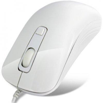 где купить Мышь Crown CMM-20 белый (CMM-20 (white)) дешево