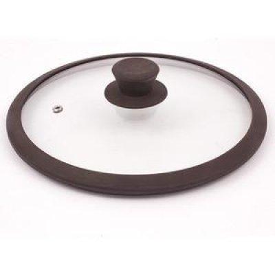 Крышка для кастрюль и сковородок TimA 4822 BR 22см (4822 BR (коричн))