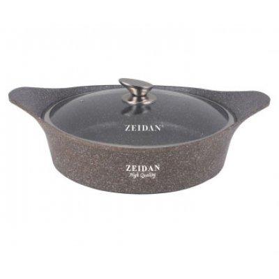 Жаровня Zeidan Z 50260 (Z 50260) жаровня с а приг покр d 24 две ручки стекл крыш 1103576