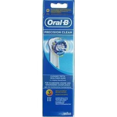 Насадка для зубной щетки Braun Oral-B Precis Clean EB 20-3 (Oral-B PrC (EB 17-3))