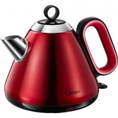 Электрический чайник Midea MK-H317E2B-RD (MK-H 317 E 2 B-RD)Электрические чайники Midea<br>Электрический чайник Midea MK-H317E2B-RD<br>