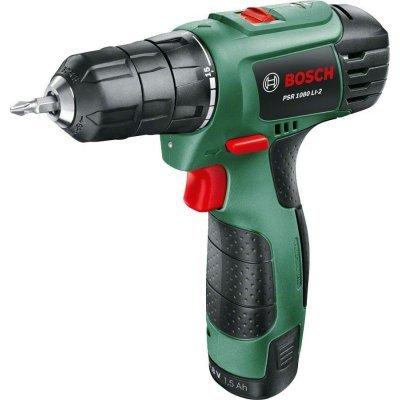 ����� Bosch PSR 1080 LI-2 1.5Ah x2 Case (06039A2101)