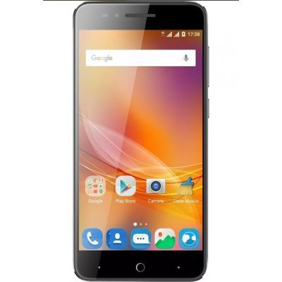 Смартфон ZTE Blade A610 16Gb серый (Blade A610 серый) смартфон lenovo vibe c2 power 16gb k10a40 black