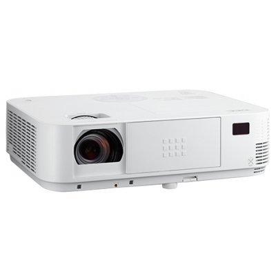 Проектор NEC M403W (M403W)Проекторы NEC<br>NEC projector M403W, DLP, WXGA, 4200AL, 10.000:1<br>