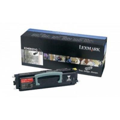 Тонер-картридж для лазерных аппаратов Lexmark X340H11G (X340H11G)