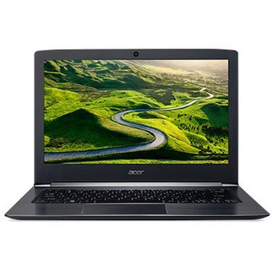 Ультрабук-трансформер Acer Aspire S5-371-73DE (NX.GCHER.008) (NX.GCHER.008)Ультрабуки-трансформеры Acer<br>Трансформер Acer Aspire S5-371-73DE Core i7 6500U/8Gb/SSD256Gb/Intel HD Graphics/13.3/FHD (1920x1080)/Linux/black/WiFi/BT/Cam/3220mAh<br>