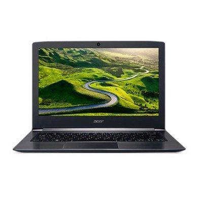 Ультрабук-трансформер Acer Aspire S5-371-33QH (NX.GCHER.006) (NX.GCHER.006)Ультрабуки-трансформеры Acer<br>Трансформер Acer Aspire S5-371-33QH Core i3 6100U/8Gb/SSD128Gb/Intel HD Graphics/13.3/FHD (1920x1080)/Linux/black/WiFi/BT/Cam/3220mAh<br>