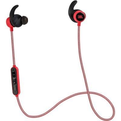 Bluetooth-гарнитура JBL Reflect Mini BT красный (JBLREFMINIBTRED) bluetooth гарнитура jbl v100 black