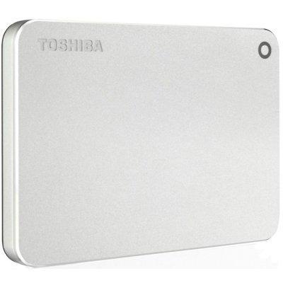 Внешний жесткий диск Toshiba HDTW130ECMCA 3Tb серебристый (HDTW130ECMCA)Внешние жесткие диски Toshiba<br>Жесткий диск Toshiba USB 3.0 3Tb HDTW130ECMCA Canvio Premium for Mac 2.5 серебристый<br>