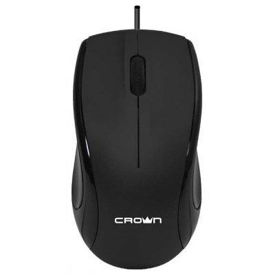 все цены на Мышь Crown CMM-31 черный (CMM-31)