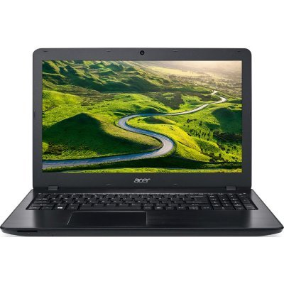 Ноутбук Acer Aspire F5-573G (NX.GD6ER.007) (NX.GD6ER.007)Ноутбуки Acer<br>F5-573G-71G8 Core i7 6500U / 16Gb / 1Tb+128Gb SSD / NV GTM950M 4Gb / 15.6 FullHD / DVD / Linux Black<br>