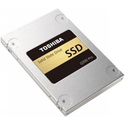 Накопитель SSD Toshiba HDTSA51EZSTA 512GB (HDTSA51EZSTA)Накопители SSD Toshiba<br>Твердотельный накопитель SSD Q300PRO 2.5   512GB (MLC<br>