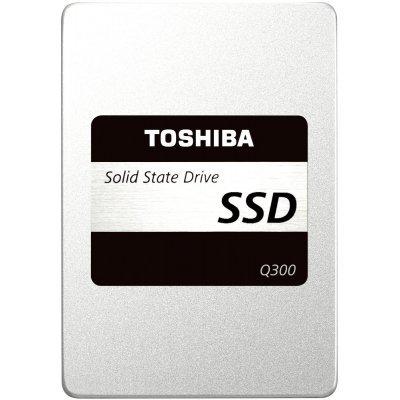 Накопитель SSD Toshiba HDTSA51EZSTA 960GB (HDTS896EZSTA)Жесткие  диски ПК Toshiba<br>Твердотельный накопитель SSD Q300 2.5   960GB (TLC)<br>