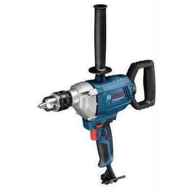 Дрель Bosch GBM 1600RE (06011B0000)Дрели Bosch<br>мощность: 850Вт; крутящий момент: 11Н*м; кол-во скоростей: 1; тип патрона: кулачковый; вес: 3кг<br>