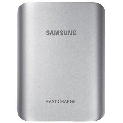 Внешний аккумулятор для портативных устройств Samsung EB-PG935BSRGRU (EB-PG935BSRGRU)Внешние аккумуляторы для портативных устройств Samsung<br>Мобильный аккумулятор Samsung EB-PG935BSRGRU Li-Ion 10200mAh 2A серебристый 1xUSB<br>