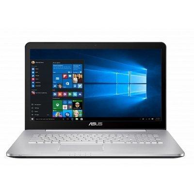 Ноутбук ASUS N752VX (90NB0AY1-M02530) (90NB0AY1-M02530)Ноутбуки ASUS<br>i5-6300HQ 4Gb 1Tb nV GTX950M 4Gb 17,3 FHD DVD(DL) BT Cam 3200мАч Win10 Серый 90NB0AY1-M02530<br>