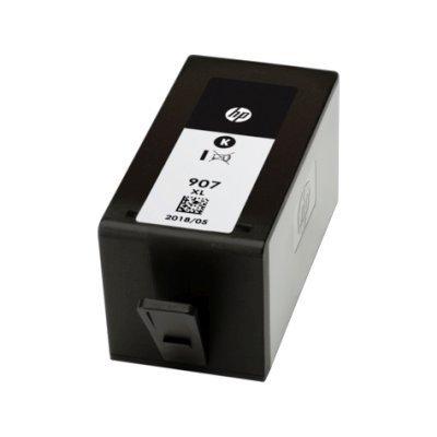 Картридж для струйных аппаратов HP T6M19AE (№907XL) Black для OfficeJet Pro 6960/6970 (T6M19AE) chilli руль для самоката pro t bar xl 58 cm hic black 1153605