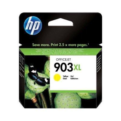 Картридж для струйных аппаратов HP T6M11AE (№903XL) Yellow для OfficeJet Pro 6960/6970 (T6M11AE)Картриджи для струйных аппаратов HP<br>HP 903XL High Yield Yellow Original Ink Cartridge<br>