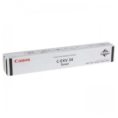 Тонер-картридж для лазерных аппаратов Canon C-EXV44 черный (6941B002)Тонер-картриджи для лазерных аппаратов Canon<br>C-EXV44 TONER BK EUR черный<br>