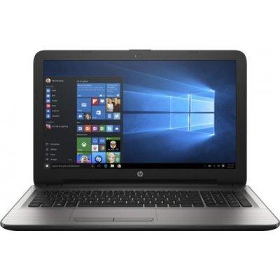 Ноутбук HP 15 15-ay512ur (Y6F66EA) (Y6F66EA)Ноутбуки HP<br>15.6(1366x768)/Intel Pentium N3710(1.6Ghz)/4096Mb/500Gb/noDVD/Int:Intel HD/Cam/BT/WiFi/41WHr/war 1y/2.04kg/turbo silver/W10<br>