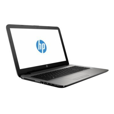 Ноутбук HP 15 15-ay500ur (Y5K68EA) (Y5K68EA)Ноутбуки HP<br>15.6(1920x1080)/Intel Pentium N3710(1.6Ghz)/4096Mb/500Gb/DVDrw/Ext:AMD Radeon R5 M430(2048Mb)/Cam/BT/WiFi/41WHr/war 1y/2.04kg/turbo silver/W10<br>