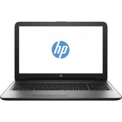 Ноутбук HP 15 15-ba503ur (X5D86EA) (X5D86EA)Ноутбуки HP<br>15.6(1366x768)/AMD E-Series E2-7110(1.8Ghz)/4096Mb/500Gb/noDVD/Int:AMD Radeon R2/Cam/BT/WiFi/41WHr/war 1y/2.04kg/turbo silver/W10<br>