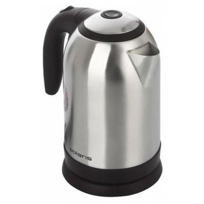 Электрический чайник Polaris PWK 1864CA серебристый (PWK 1864CA (silver)) чайник polaris pwk 1749ca 2200 вт бордовый 1 7 л нержавеющая сталь