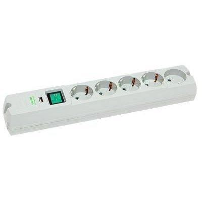 все цены на Сетевой фильтр Most LRG-USB 1.7м белый (LRG-USB 5-1,7-Б)