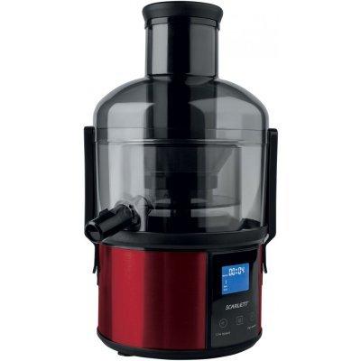 Соковыжималка Scarlett SC-JE50S32 красный/черный (SC-JE50S32) чага березовый гриб 50 г красногорск