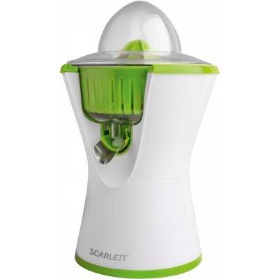 Соковыжималка Scarlett SC-JE50C03 белый/зеленый (SC-JE50C03)