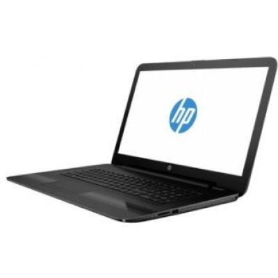 Ноутбук HP 17-y015ur (X5C50EA) (X5C50EA)Ноутбуки HP<br>Ноутбук HP17 17-y015ur 17.3 1600x900, AMD E2-7110 1.8GHz, 4Gb, SSD 128Gb (M.2), DVD-RW, WiFi, BT, Cam, Win10, эксклюзив, черный<br>