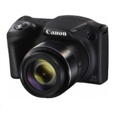 Цифровая фотокамера Canon PowerShot SX420 IS черный (1068C002) компактный цифровой фотоаппарат canon powershot sx430 is цфк черный