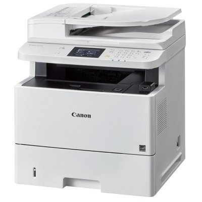 Монохромный лазерный МФУ Canon i-SENSYS MF515x (0292C022)Монохромные лазерные МФУ Canon<br>i-SENSYS MF515x белый, лазерный, A4, монохромный, ч.б. 40 стр/мин, печать 1200x1200, скан. 600x600, Wi-Fi, автоматическая двусторонняя печать<br>