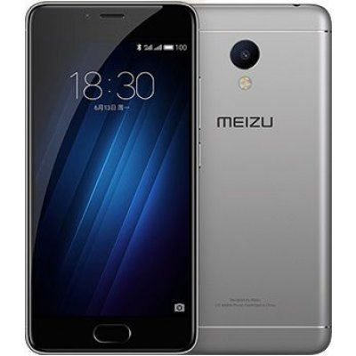 Смартфон Meizu M3s mini 32Gb серый (Y685H 32GB Gray)Смартфоны Meizu<br>M3s mini Grey, 5   1280x720, 1.0GHz+1.5GHz, 4+4 Core, 3GB RAM, 32GB, up to 128GB flash, 13Mpix/5Mpix, 2 Sim, 2G, 3G, LTE, BT, Wi-Fi, GPS, Glonass, 3020mAh, Android 6.0, 138g, 141.9x69.9x8.3, считыватель отпечатков пальцев<br>