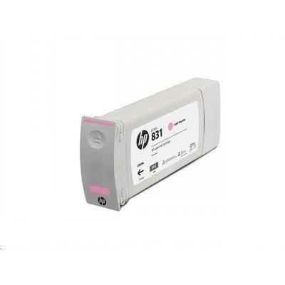 Картридж для струйных аппаратов HP 831C 775ml Lt Mag Latex Ink Cartridge (CZ699A)Картриджи для струйных аппаратов HP<br>831C 775ml Lt Mag Latex Ink Cartridge<br>