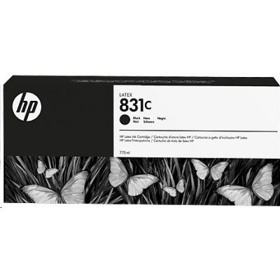 Картридж для струйных аппаратов HP 831C 775ml Black Latex Ink Cartridge (CZ694A) new products compatible for hp831 replaced cartridges 775ml with latex ink 831