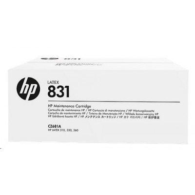 Картридж для струйных аппаратов HP 831 Latex Maintenance Cartridge (CZ681A)Картриджи для струйных аппаратов HP<br>831 Latex Maintenance Cartridge<br>