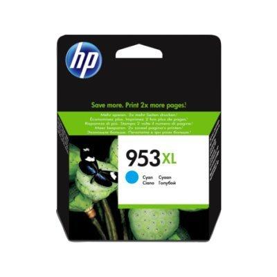 Картридж для струйных аппаратов HP 953XL High Yield Cyan Ink Cartridge (F6U16AE) fast shipping 2pk 74 75 xl ink cartridge for hp 74 xl 75 xl ink cartridge with 100% defective replacement