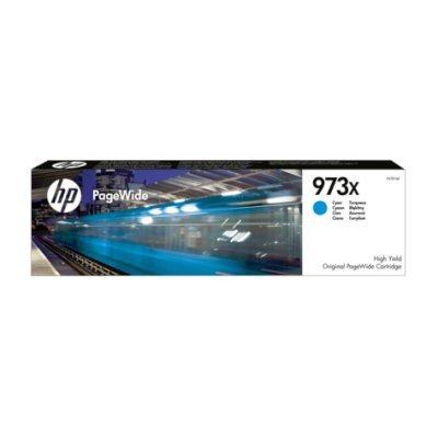 Картридж для струйных аппаратов HP 973X PageWide, Cyan (F6T81AE) мфу hp pagewide pro 477dw