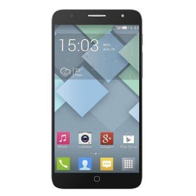 Смартфон Alcatel POP 4 Plus 5056D серебристый (5056D-2FALRU1)Смартфоны Alcatel<br>ОС Android 6.0, экран: 5.5 дюйма, IPS, 1280x720, процессор: Qualcomm MSM8909, 1100МГц, 4-х ядерный, камера: 8Мп, FM-радио, GPS, время работы в режиме разговора, до: 18ч, в режиме ожидания, до: 525ч<br>