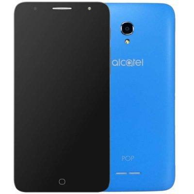 Смартфон Alcatel POP 4 Plus 5056D синий (5056D-2NALRU1)  цена