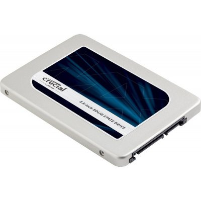 Накопитель SSD Crucial CT1050MX300SSD1 (CT1050MX300SSD1)Накопители SSD Crucial<br>внутренний SSD, 2.5, 1050 Гб, SATA-III, чтение: 530 Мб/сек, запись: 510 Мб/сек<br>