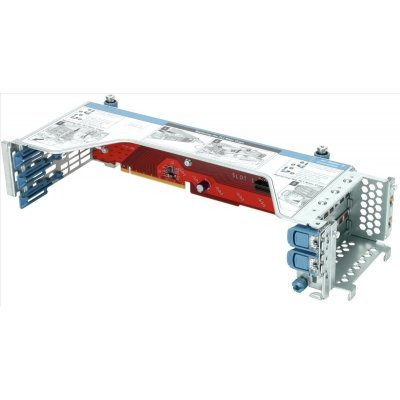 Модуль сервера HP DL380 Gen9 Primary Riser 719076-B21 (719076-B21) memory riser board assembly c2cc5 pe r910 server gen ii
