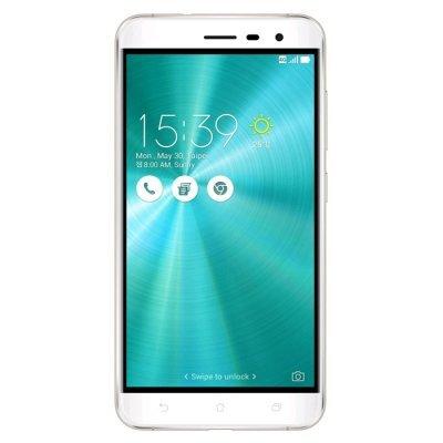 все цены на Смартфон ASUS ZenFone 3 ZE520KL 32Gb белый (90AZ0172-M00590) онлайн