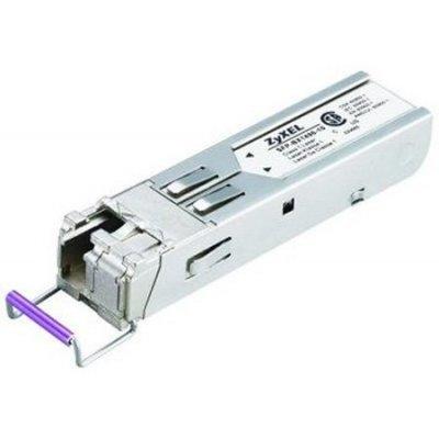 Трансивер ZYXEL SFP-BX1490-10 (SFP-BX1490-10)Трансиверы ZYXEL<br>ZyXEL SFP-BX1490-10 Одноволоконный SFP-трансивер BX 1490 нм для одномодового оптоволоконного кабеля на расстояние до 10 км<br>