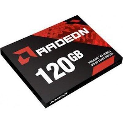 Накопитель SSD AMD R3SL120G (R3SL120G)Накопители SSD AMD <br>Накопитель SSD AMD SATA III 120Gb R3SL120G Radeon R3 2.5<br>