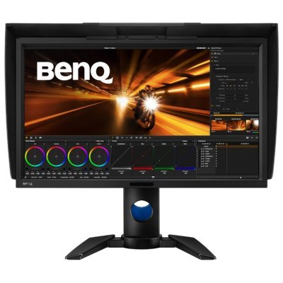 Монитор BenQ 27 PV270 (9H.LEJLB.QBE) (9H.LEJLB.QBE)Мониторы BenQ<br>МОНИТОР 27 BenQ PV270 Glossy-Black с поворотом экрана (IPS, LED, Wide, 2560x1440, 5 ms, 178°/178°, 250 cd/m, 20M:1, +DVI, +2xHDMI, +DisplayPort, +Mini DisplayPort, +2xUSB)<br>
